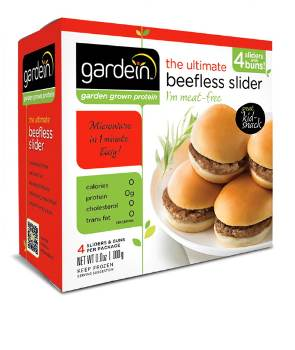 Gardein Beefless Sliders