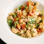 Shrimp and Goat Cheese Pasta Recipe – 6 Points