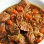 Guinness Beef Stew Recipe – 6 Points