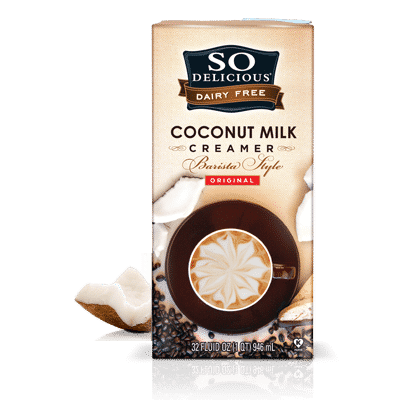 So Delicious Barista Style Coconut Milk Creamer