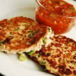 Pan Seared Tuna Patties Recipe – 4 Points