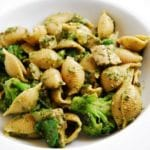 Shells with Sausage and Broccoli Pesto Recipe – 9 Points