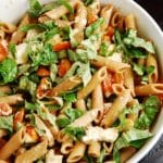 Caprese Pasta Salad Recipe – 6 Points
