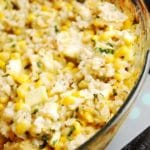Mexican Style Corn and Rice Casserole Recipe – 7 Points