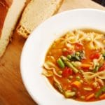 Spring Minestrone Recipe – 5 Points