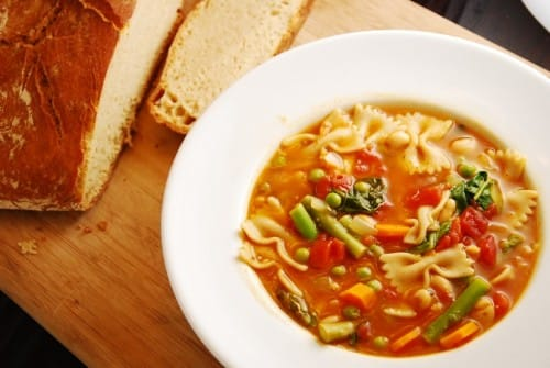 spring minestrone recipe points today sharing - evolveStar Search ...