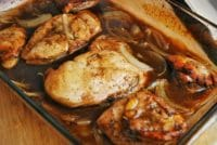 balsamic rosemary chicken
