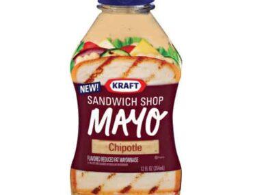 kraft sandwich shop mayo