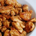 Light Sesame Chicken Recipe – 5 Points