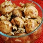 Marinated Mushrooms Recipe – 1 Point