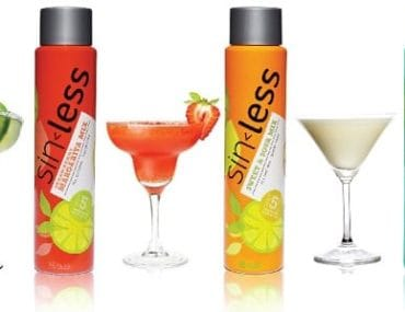 sinless cocktail mix