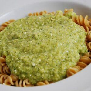 broccoli feta pasta sauce