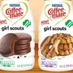 Coffee-mate Girl Scouts Cookie Liquid Creamers – 1 Point