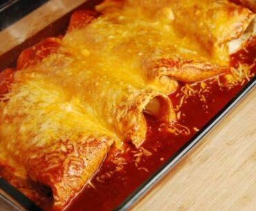 crock pot chicken burritos