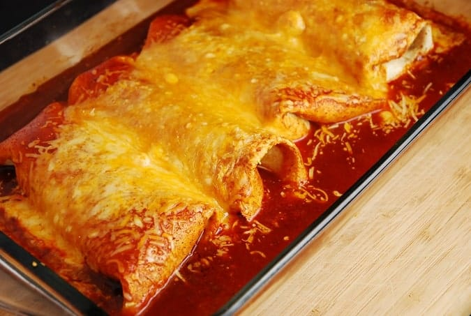 Crock Pot Chicken Burritos Recipe 5 Points Laaloosh