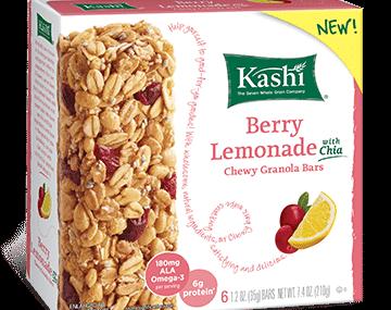 kashi berry lemonade