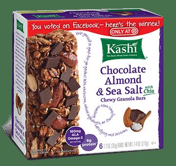 Kashi Chocolate Almond & Sea Salt