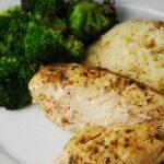 Lemon Garlic Slow Cooker Chicken Recipe – 3 Points