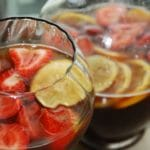 RE Vitality Drinks – 1 Point and a Low Point Sangria Recipe!