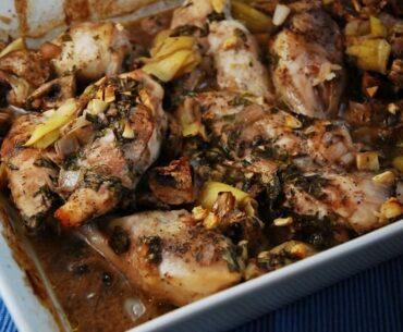 roasted artichoke chicken