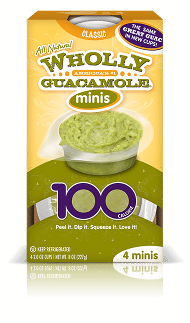Wholly Guacamole Minis