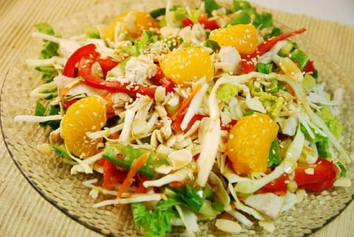 Chinese Chicken Salad
