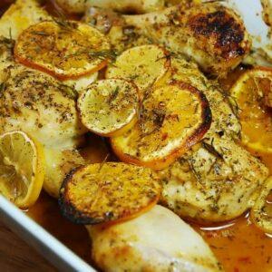 citrus herb chicken
