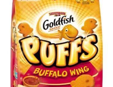 goldfish puffs