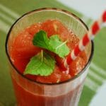 Watermelon Cucumber Mint Refresher Recipe – 2 Points