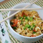 Cauliflower Fried Rice Recipe – 2 Points
