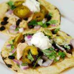 Crock Pot Chicken Verde Tacos Recipe – 9 Points