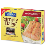Gortons Simply Bake Fish Fillets – 3 Points