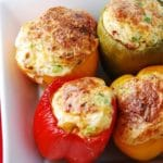 Brunch Stuffed Peppers Recipe – 6 Points