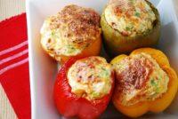 brunch stuffed peppers