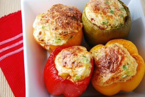 Brunch Stuffed Peppers