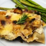 Rosemary Chicken Lasagna Recipe – 6 Points