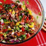 Kidney Bean Salad Recipe – 4 Points