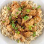 Light Orange Chicken Recipe – 4 Points