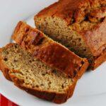 Low Fat Banana Bread Recipe – 4 Points
