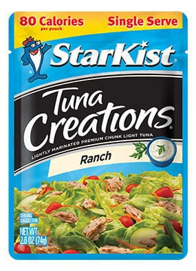 StarKist Ranch Tuna Creations