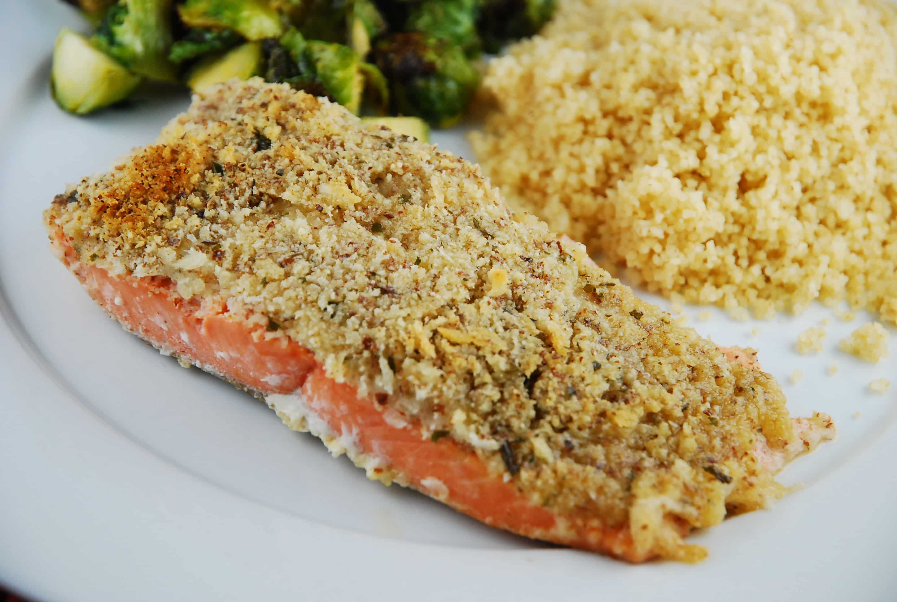 Oven Baked Salmon Cakes