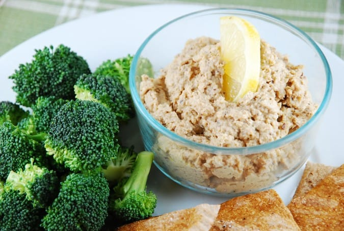 Cauliflower Hummus