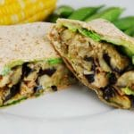 Eggplant Tahini Wrap Recipe – 5 Points