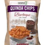 Simply 7 Quinoa Chips – 3-4 Points