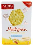 Vans Natural Foods Whole Grain Baked Crackers Gluten Free