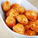 Buffalo Chicken Meatballs Recipe – 3 Points