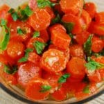 Cumin Lime Carrot Salad Recipe – 2 Points