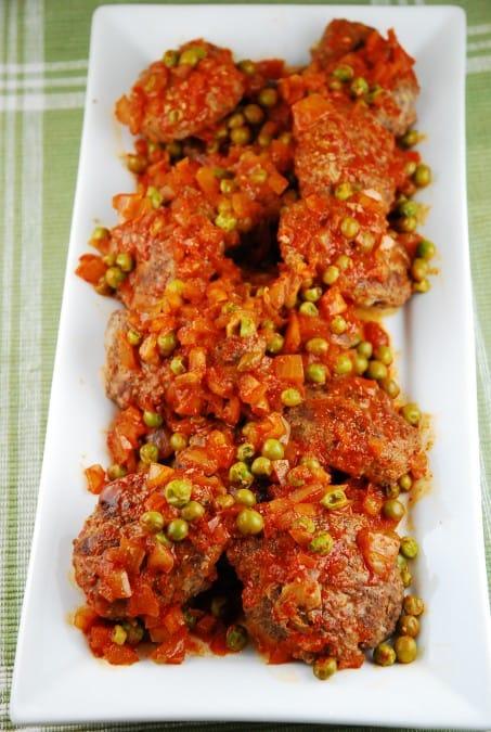 Polish Chicken Meatball Patties