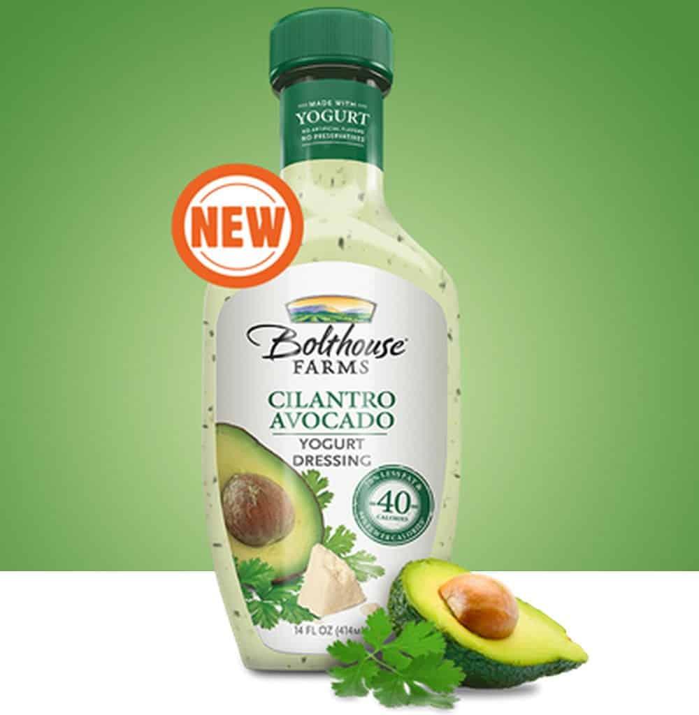 ... Farms Cilantro Avocado Yogurt Dressing - 1 Points + - LaaLoosh