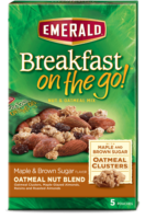 emerald breakfast on the go